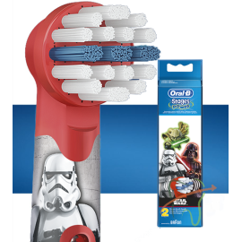 Насадки Braun Oral-B Stages Power Star Wars детские, 2 шт