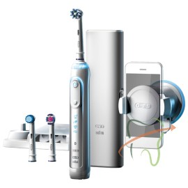 Braun Oral-B Genius 9000 (белый)