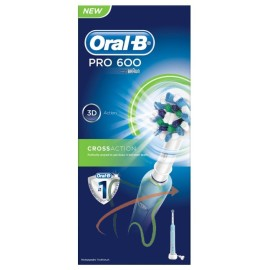 Braun Oral-B Pro 600 Cross Action D16.513U